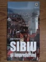Anticariat: Ghid turistic Sibiu si imprejurimi