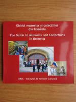 Anticariat: Ghidul muzeelor si colectiilor din Romania (editie bilingva)