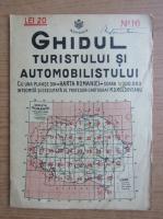 Anticariat: Ghidul turistului si automobilistului, nr. 16 (1935)