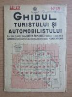 Anticariat: Ghidul turistului si automobilistului, nr. 18 (1935)