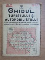 Anticariat: Ghidul turistului si automobilistului, nr. 28 (1935)