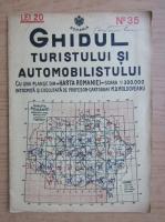 Anticariat: Ghidul turistului si automobilistului, nr. 35 (1935)