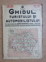 Anticariat: Ghidul turistului si automobilistului, nr. 39 (1935)