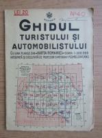 Anticariat: Ghidul turistului si automobilistului, nr. 40 (1935)