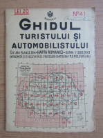 Anticariat: Ghidul turistului si automobilistului, nr. 41 (1935)