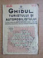 Anticariat: Ghidul turistului si automobilistului, nr. 8 (1935)