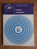 Ghiorghe Calugaru - Lichide magnetice