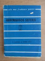 Anticariat: Ghiorghioss Seferis - Poezii