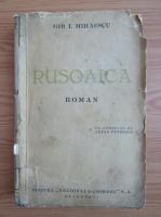 Gib I. Mihaescu - Rusoaica (aprox. 1935)