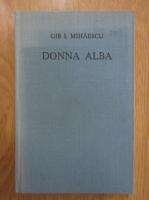 Gib Mihaescu - Donna Alba (cartonata)