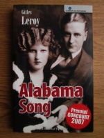 Anticariat: Gilles Leroy - Alabama song