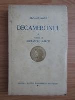 Giovanni Boccaccio - Decameronul (volumul 2, 1933)