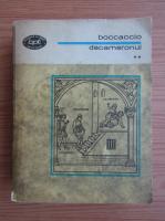 Anticariat: Giovanni Boccaccio - Decameronul (volumul 2)