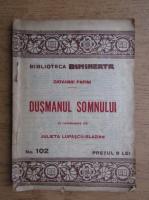Anticariat: Giovanni Papini - Dusmanul somnului (1935)
