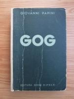 Giovanni Papini - Gog (editie interbelica)