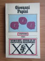 Anticariat: Giovanni Papini - Gog