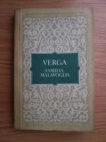 Anticariat: Giovanni Verga - Familia Malavoglia