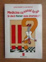 Anticariat: Girogio Mambretti - Medicina cu susul in jos. Si daca Hamer avea dreptate?