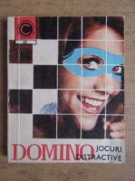 Anticariat: Giuseppe Navarra - Domino. Jocuri distractive