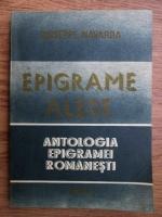 Giuseppe Navarra - Epigrame alese