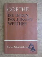 Goethe - Die Leiden des jungen Werther
