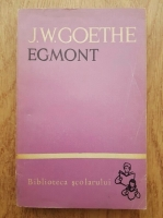 Anticariat: Goethe - Egmont