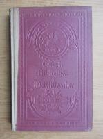Anticariat: Goethe - Samtliche Werke (volumul 23, 1931)
