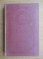 Anticariat: Goethe - Samtliche Werke (volumul 27, 1931)