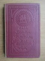 Anticariat: Goethe - Samtliche Werke (volumul 50, 1931)