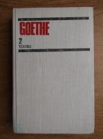 Anticariat: Goethe - Teatru (volumul 2)