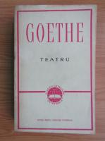 Anticariat: Goethe - Teatru