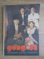 Gong, almanahul revistei Teatrul