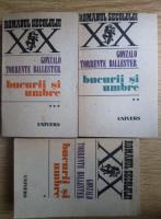 Anticariat: Gonzalo Torrente Ballester - Bucurii si umbre (3 volume)