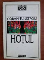 Anticariat: Goran Tunstrom - Hotul