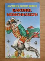 Gottfried August Burger - Baronul Munchhausen