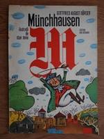 Anticariat: Gottfried August Burger - Munchhausen (ilustratii de Stan Done)