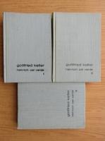 Anticariat: Gottfried Keller - Heinrich cel Verde (3 volume)