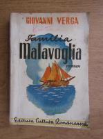 Govanni Verga - Familia Malavoglia