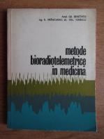 Gr. Benetato - Metode bioradiotelemetrice in medicina
