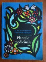 Gr. Constantinescu, E. M. Hatieganu - Plantele medicinale