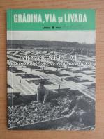 Anticariat: Gradina, via si livada, anul XI, nr. 4, aprilie 1962