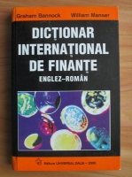 Graham Bannock - Dictionar international de finante englez-roman