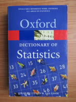 Graham Upton - A dictionary of statistics