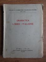 Gramatica limbii italiene (1943)