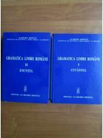 Anticariat: Gramatica Limbii Romane. Cuvantul. Enuntul (2 volume)