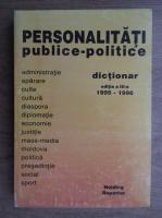 Anticariat: Graziela Barla - Personalitati publice-politice 1995-1996