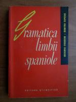 Anticariat: Gregorio Escudero - Gramatica limbii spaniole