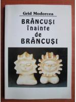 Grid Modorcea - Brancusi inainte de Brancusi