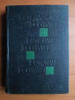 Anticariat: Grigore Balanescu - Dictionar de chimie