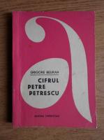 Grigore Beuran - Cifrul Petre Petrescu